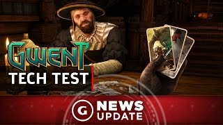 Gwent: The Witcher Card Game's PS4 Beta Starts This Week - GS News Update