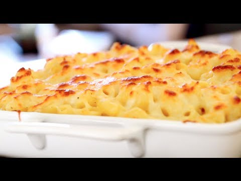 Mac & Cheese-How to and Recipe | Byron Talbott