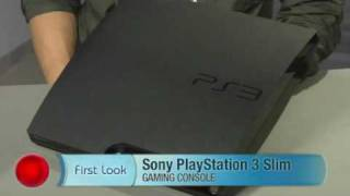 CNET Reviews - Sony PlayStation 3 Slim 120GB Console