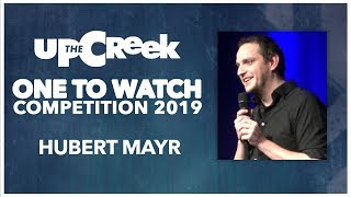 ONE TO WATCH COMPETITION // Heat 2 - Hubert Mayr - Stand Up Comedy - Funny