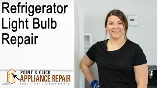 W10887190 - Replacing a Light Bulb - W10311528, 663766, AP4067417, PS1622119