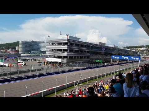 Билеты на Формулу-1 в Сочи