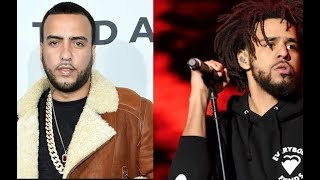 French Montana CALLS J COLE 'A WIERDO' Because He Put Out Albums Without Features