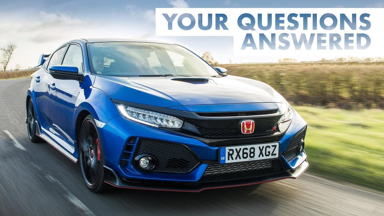 Honda Civic Type R: Your Questions Answered | Carfection +