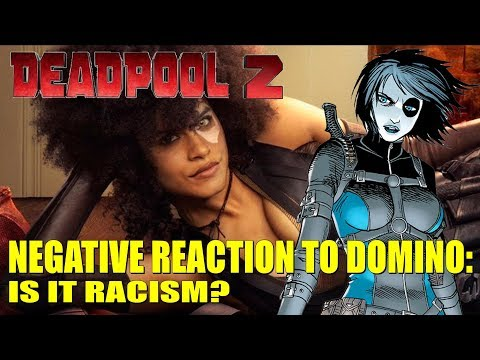 Deadpool 2 and the Negative Reaction to Domino - But Is it Racism?