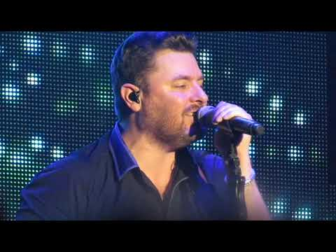 Chris Young-Lonely Eyes-4/28/17-Ft Wayne In