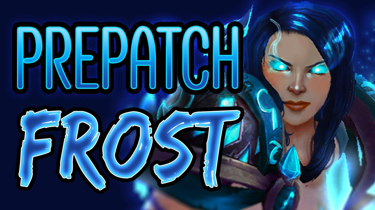 Definitive Frost Dk Pvp Guide 9 0 1 Prepatch Shadowlands Predictions Youtube