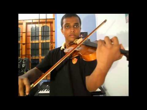Kiri Kodu Hithata - BnS - Violin Cover by Uthpala Kaushalya