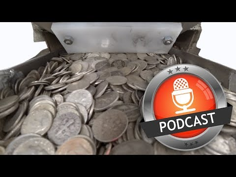 CoinWeek Podcast #83: Tim Rathjen and His Coin Sorting Machine - Video