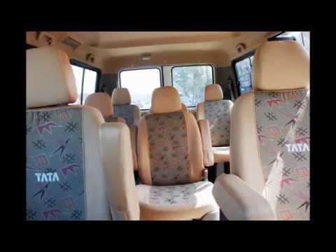 Tata Winger Platenium 7 Seater For Hire Rental In Pune