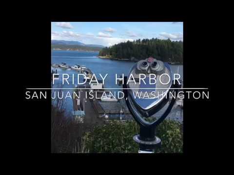 A Visit To The Whale Museum, Friday Harbor, San Juan Island, Washington