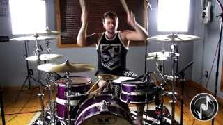 TomFreekinR - Papa Roach - Face Everything and Rise (FEAR) - Drum Cover