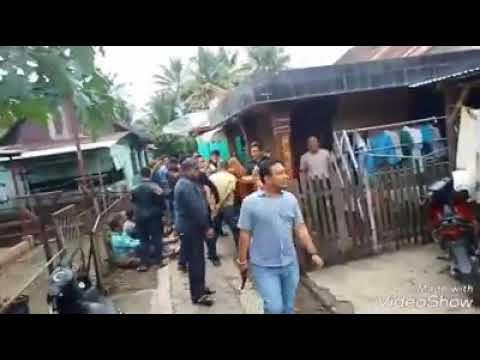 Aek tampang..PSP. polisi grebek pengedar narkoba