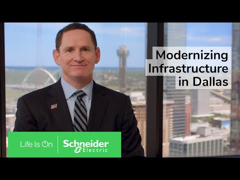 Dallas County: Modernizing Infrastructure Without Raising Taxes | Schneider Electric