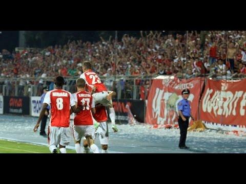 Skënderbeu - Crusaders 4-1