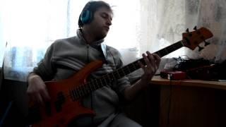Виктор Цой Кино - Бошентумай Bass cover