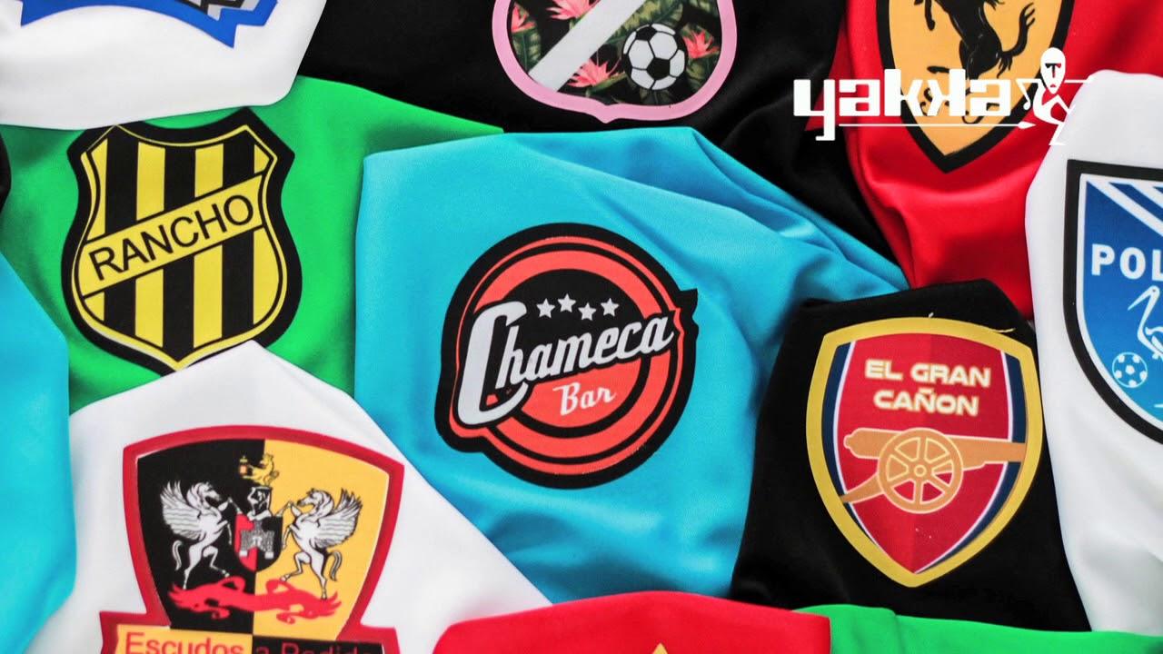 Camisetas de futbol Yakka Rapida Entrega - YouTube 5f57046f755ef