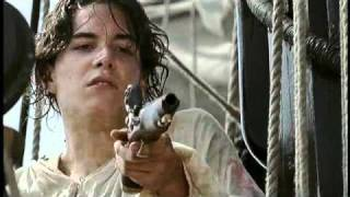 François Goeske in »Treasure Island« - International Trailer
