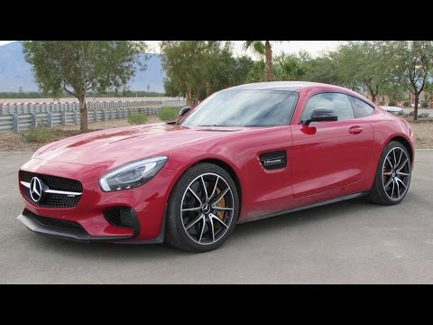 2016 Mercedes-AMG GT S (Edition 1) Start Up, Road Test, and In Depth Review