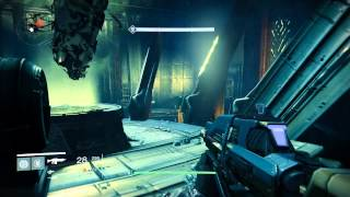 "Destiny - Chamber of Night: ""Kill 3 Witches"" & Telthor, Unborn Bossfight Titan Class Gameplay PS4"