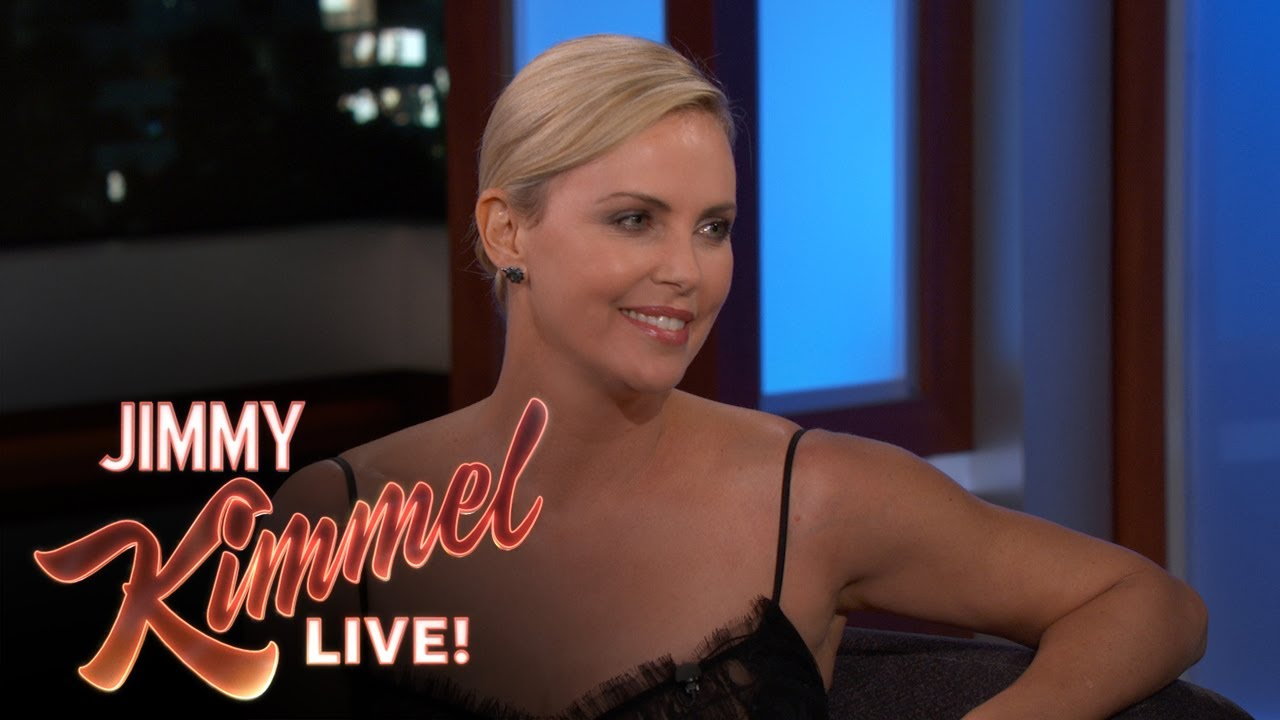 Charlize Theron on Playing Sports in South Africa