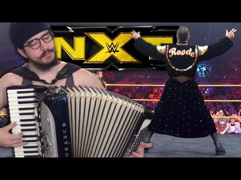 Glorious Domination (Bobby Roode) [accordion cover]