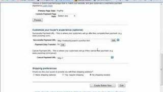 How to make a clickable email paypal link for your customers