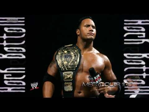 19981999: The Rock 10th WWE Theme Song  Know Your Role V3 With Download Link