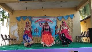 Rangamma Mangamma Em Pillado... By MPPS Kalapaka on Annual Day