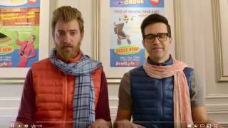 Buddy system episode 7 but every time Rhett looks at Link it gets faster