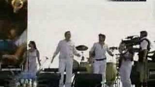 Miguel Bosé y Juanes - Nada particular- Paz sin Fronteras