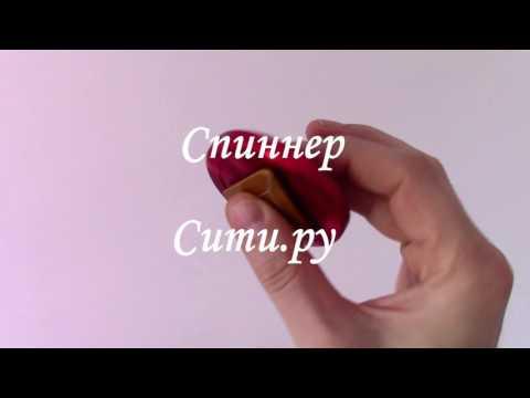 Спиннер Железный человек (Spinner Iron man) от SpinnerCity.Ru