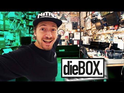So wird die BOX aussehen! 😳