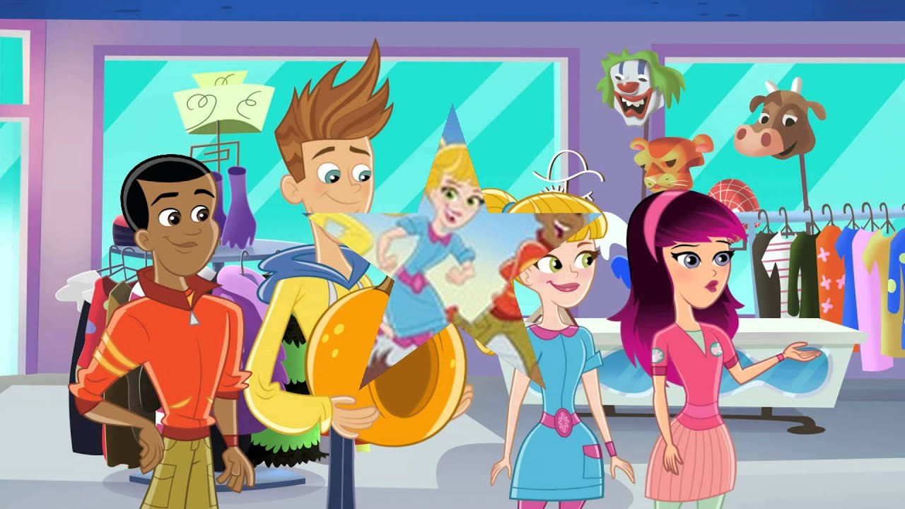 Fresh Beat Band Spies