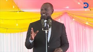 Ruto woos Kalonzo: Nilisaidia Uhuru, sahi anaenda retire; sasa Kalonzo kuja unisaidie na mimi pia