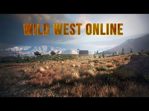 [NOUVEAU MMORPG 2017] Avis et Briefing sur Wild West Online un MMORPG Far West / Western