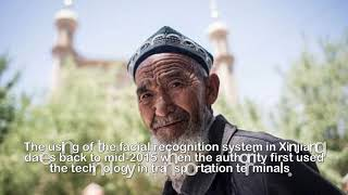 China's 'anti t error' facial detection system for M uslims