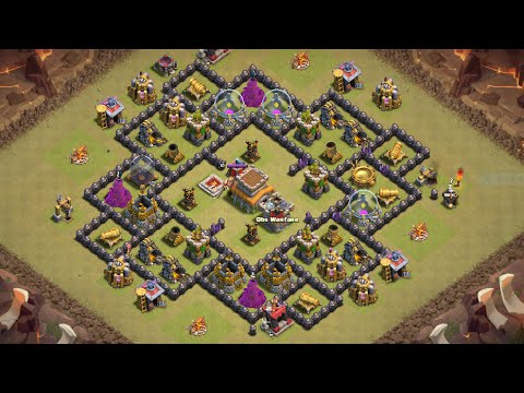 hqdefault Th7 Clan War Dragon Attack Strategy