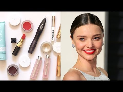 Miranda Kerr Makeup Bag | Her Favourite Products and Wedding Look
