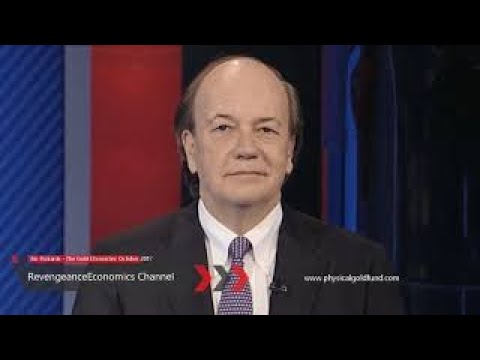 Jim Rickards // Why Central banks cannot control market volatility forever, gold a key saf