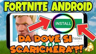 ANDROID Mobile FORTNITE - Where will you DOWNLOAD? DOWNLOAD FORTNITE ANDROID