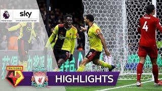 Liverpool geschlagen! Watford beendet Siegesserie! | Watford - Liverpool 3:0 | Highlights