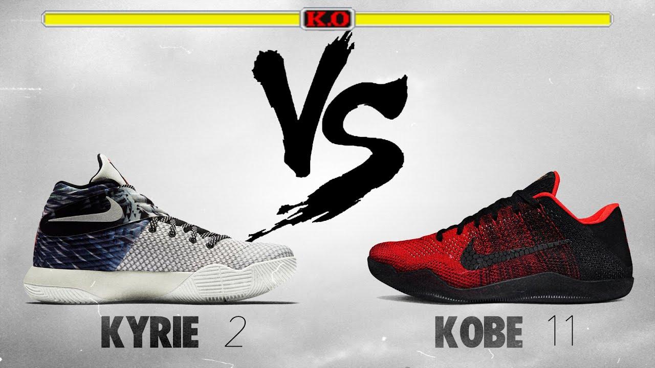 kyrie kobe shoes