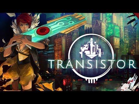 Transistor [PS4/PC] - recenzja