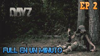 DayZ SA - De bambi a full equip en 1 minuto EP 2