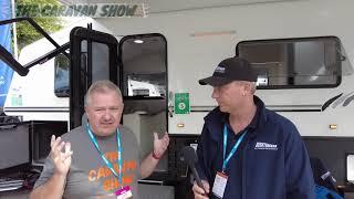The Caravan Show with Bushtracker Caravans