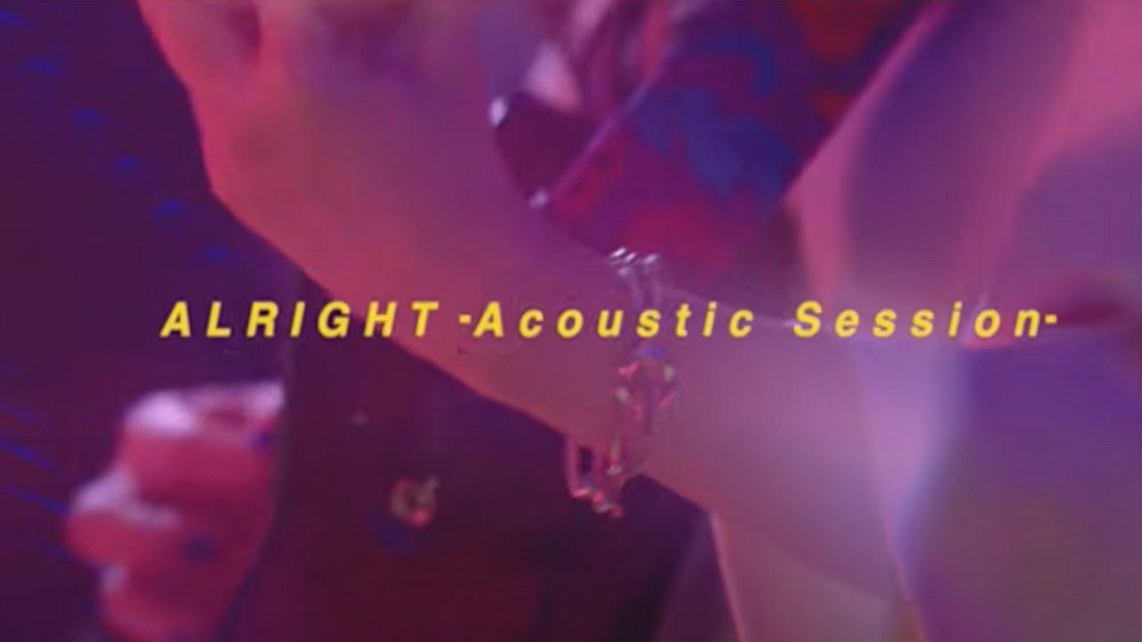 竹内アンナ Anna Takeuchi / ALRIGHT -Acoustic Session-【Music Video】