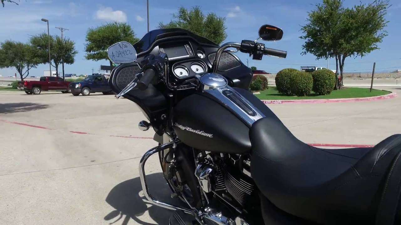 Dallas Harley Davidson >> 2017 Road Glide Special Black Denim - YouTube