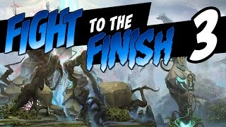 Dota 2 Fight to the Finish - Ep. 3