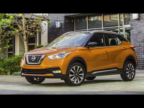 Nissan Kicks new CUV on to United States market